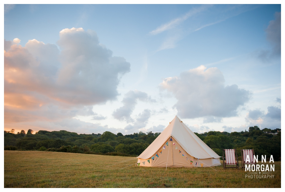 Marquee and tents Wilkswood wedding venue