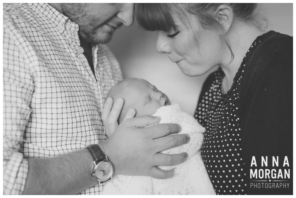Newborn photographer Christchurch Dorset 002