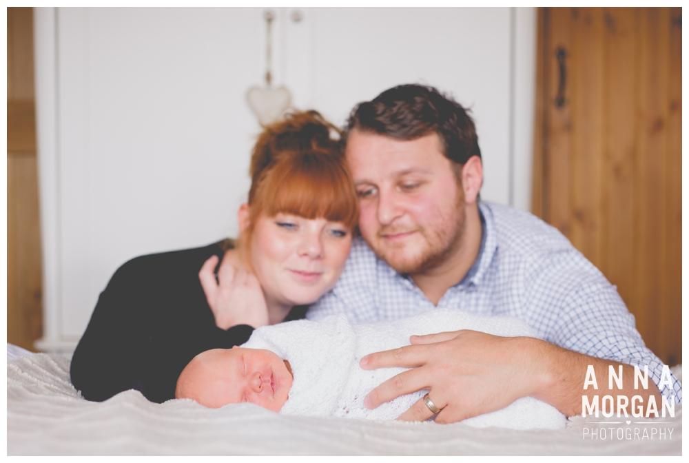 Newborn photographer Christchurch Dorset 005