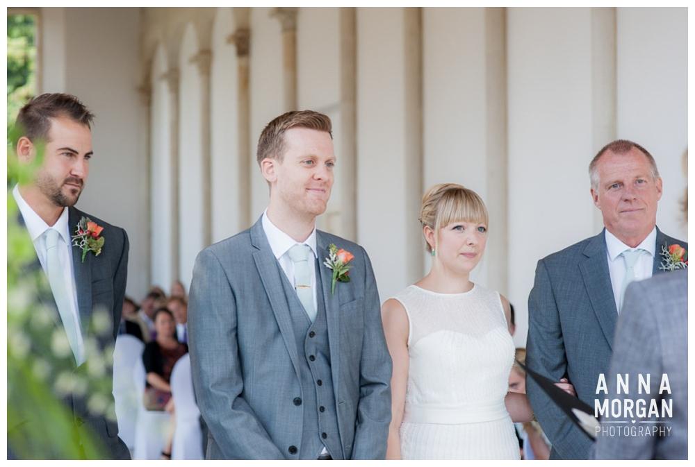 highcliffe castle & hengisbury head wedding -30