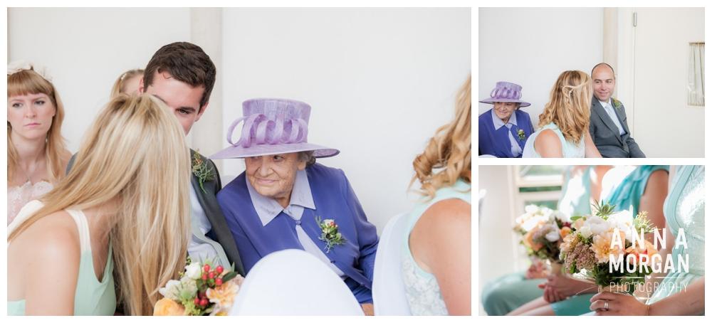 highcliffe castle & hengisbury head wedding -36