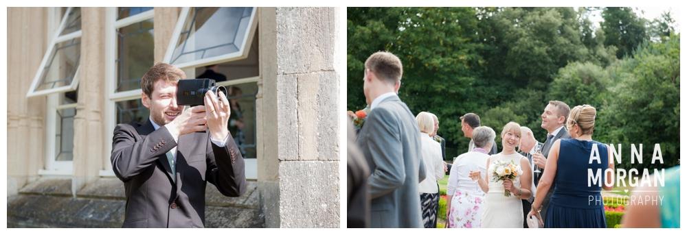 highcliffe castle & hengisbury head wedding -39