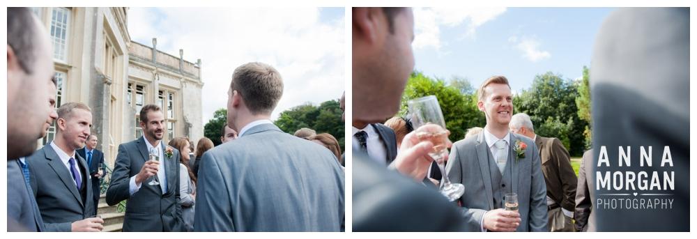 highcliffe castle & hengisbury head wedding -44