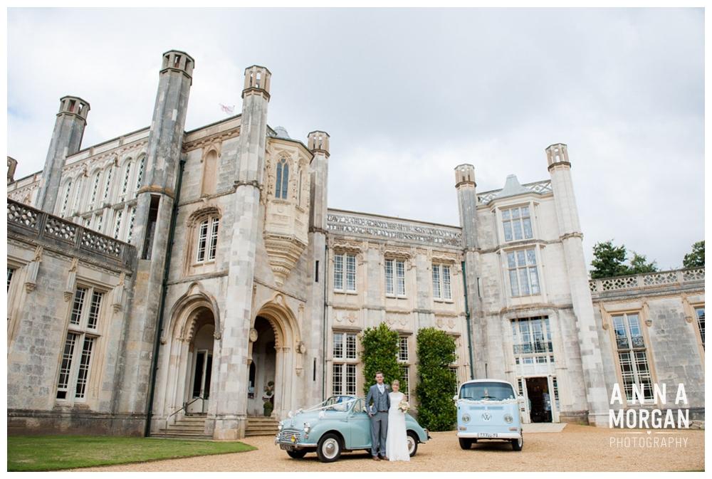 highcliffe castle & hengisbury head wedding -45
