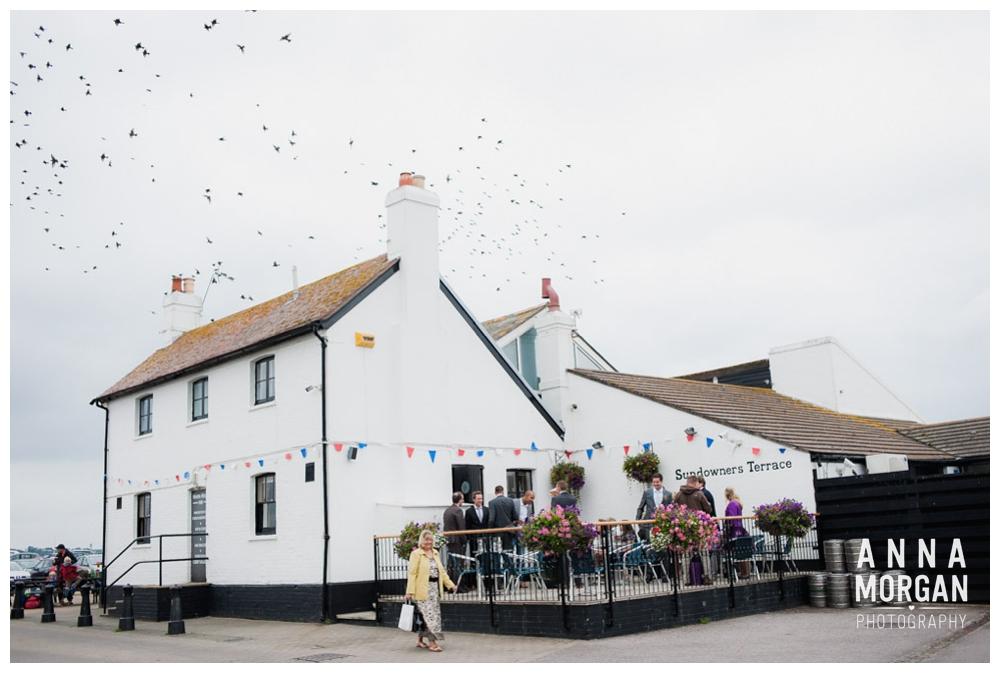 highcliffe castle & hengisbury head wedding -67