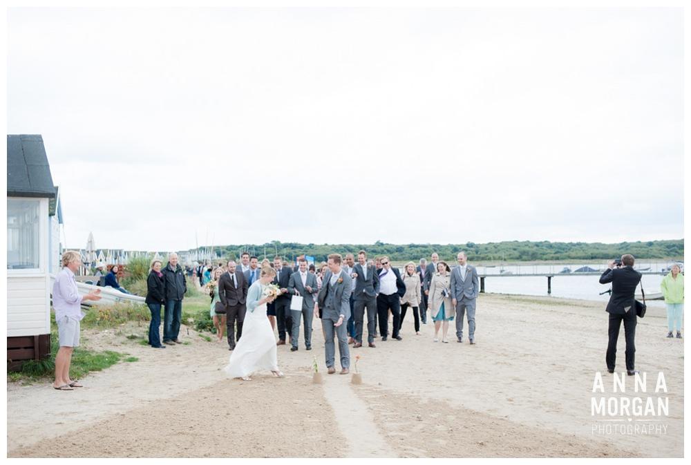 highcliffe castle & hengisbury head wedding -84