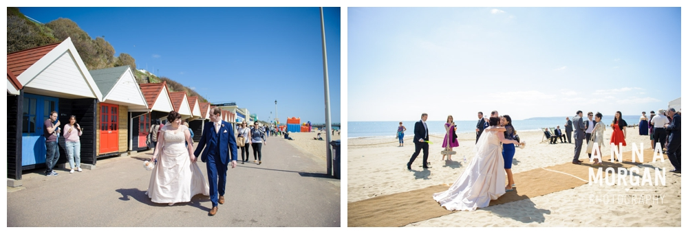Beach weddings bournemouth-123