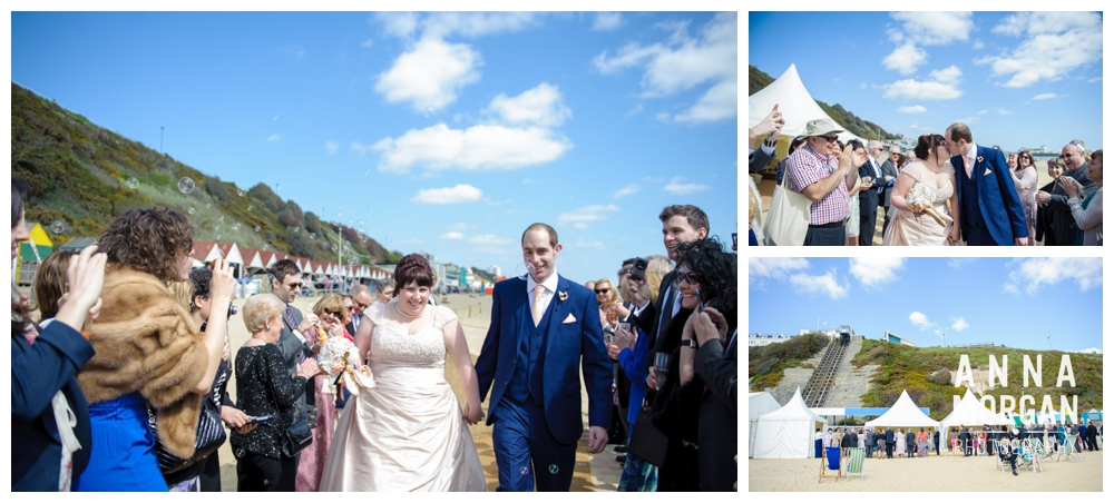 Beach weddings bournemouth-124