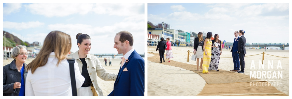 Beach weddings bournemouth-9