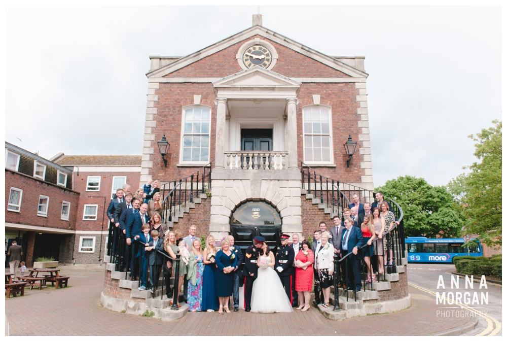 Simone & Thomas's wedding The Guildhall Poole-60