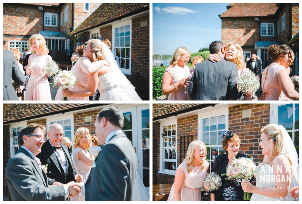 Bucklers Hard wedding 025