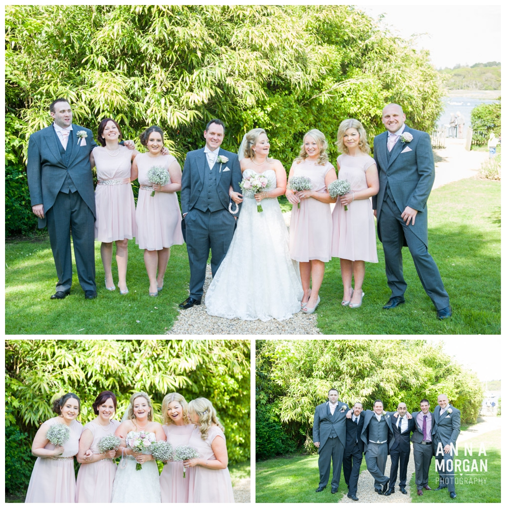 Bucklers Hard wedding 028