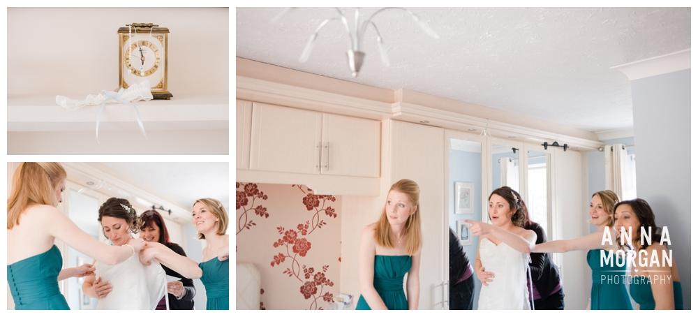 High Hall Wedding Wimborne Dorset-14