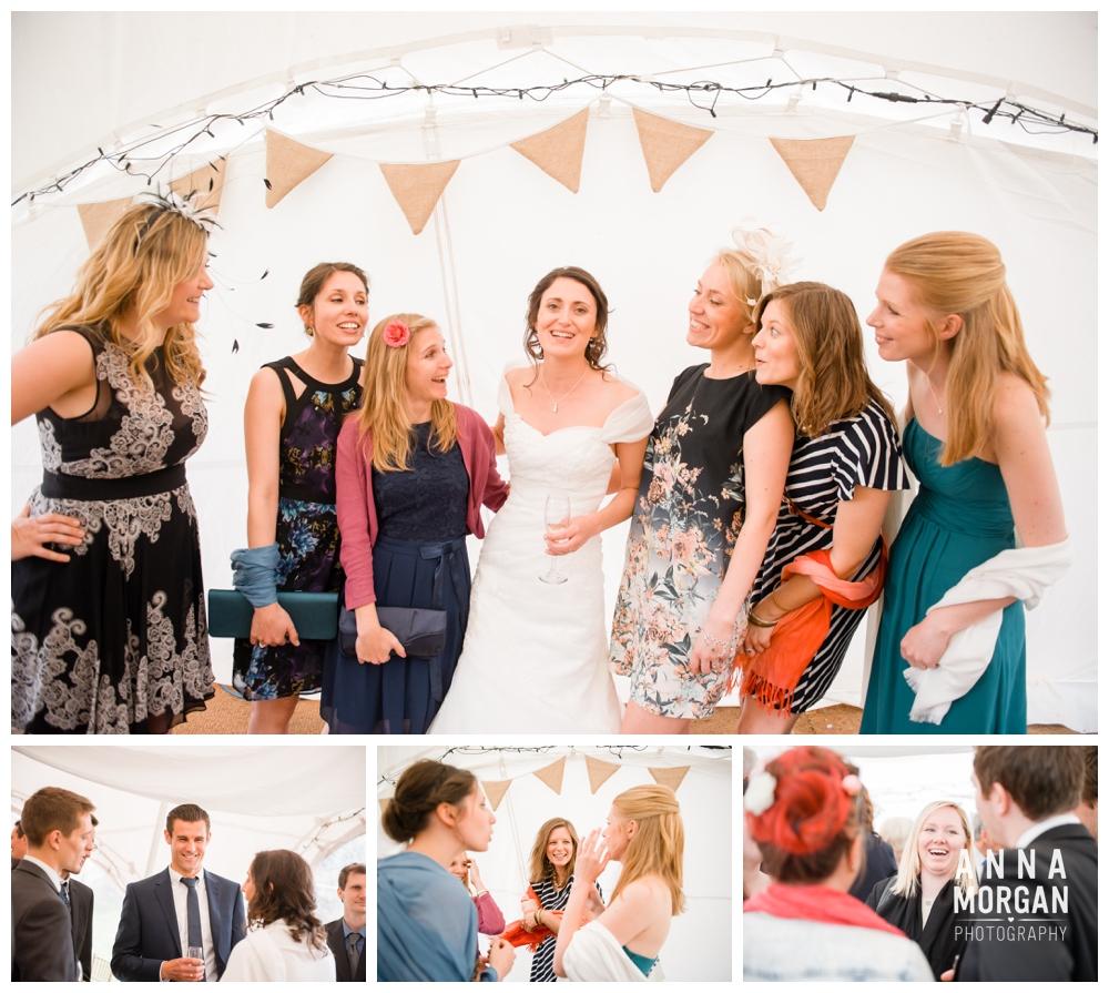 High Hall Wedding Wimborne Dorset-88