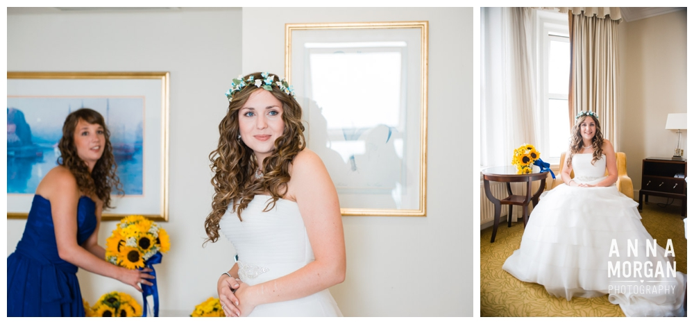 Anna Morgan Photography Chris & Megan Beach Weddings Bournemouth 016