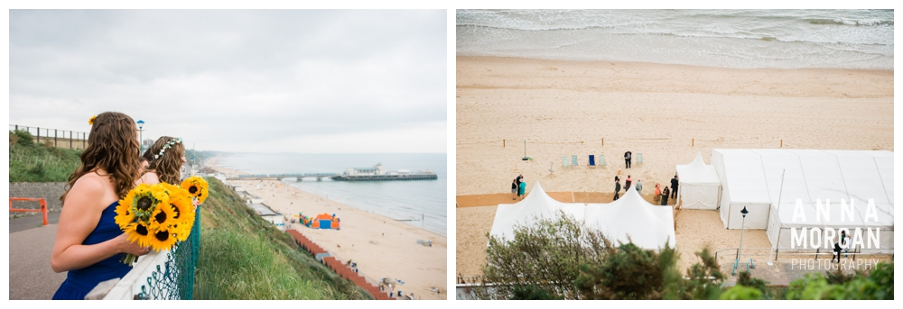 Anna Morgan Photography Chris & Megan Beach Weddings Bournemouth 038
