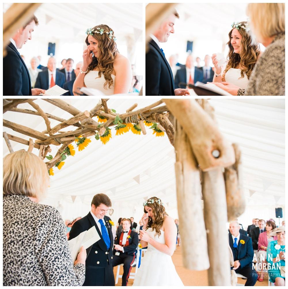 Anna Morgan Photography Chris & Megan Beach Weddings Bournemouth 068