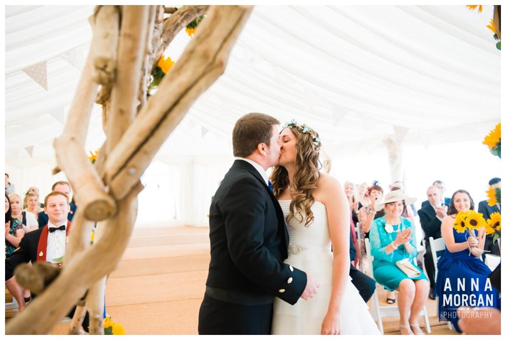 Anna Morgan Photography Chris & Megan Beach Weddings Bournemouth 074