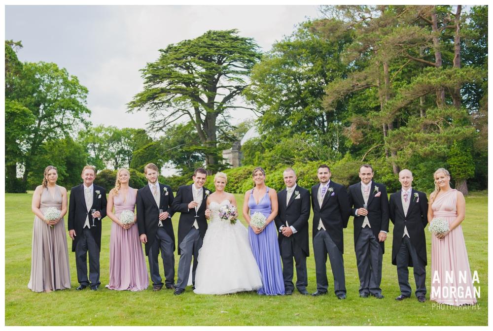 Lulworth castle wedding Anna Morgan Photography Bellisimo planners-95