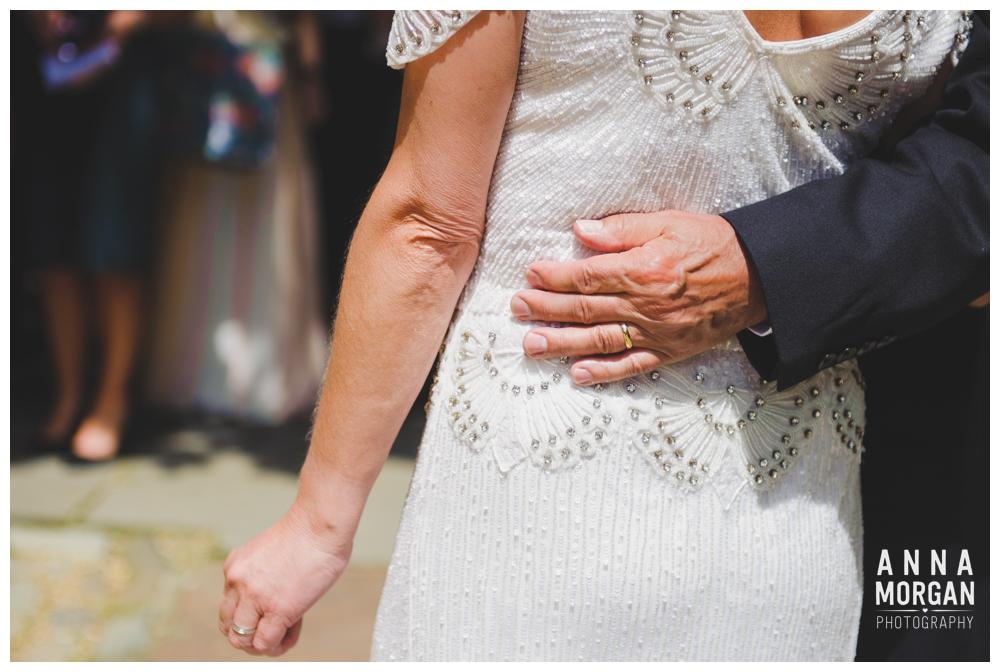 Wimborne Minster & Deans Court Wedding Anna Morgan Photography-10