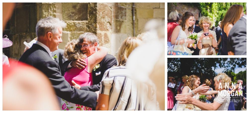 Wimborne Minster & Deans Court Wedding Anna Morgan Photography-11