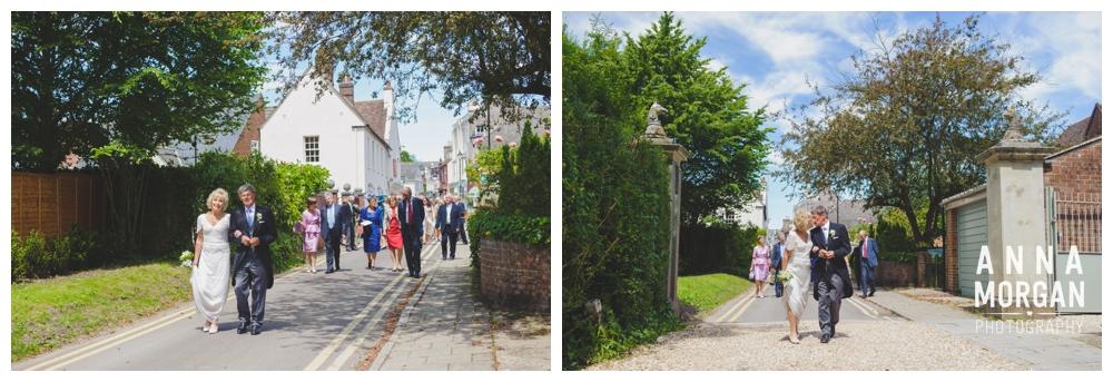 Wimborne Minster & Deans Court Wedding Anna Morgan Photography-22