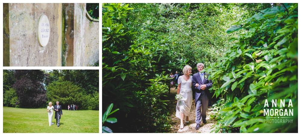 Wimborne Minster & Deans Court Wedding Anna Morgan Photography-25