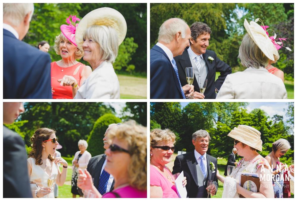 Wimborne Minster & Deans Court Wedding Anna Morgan Photography-32