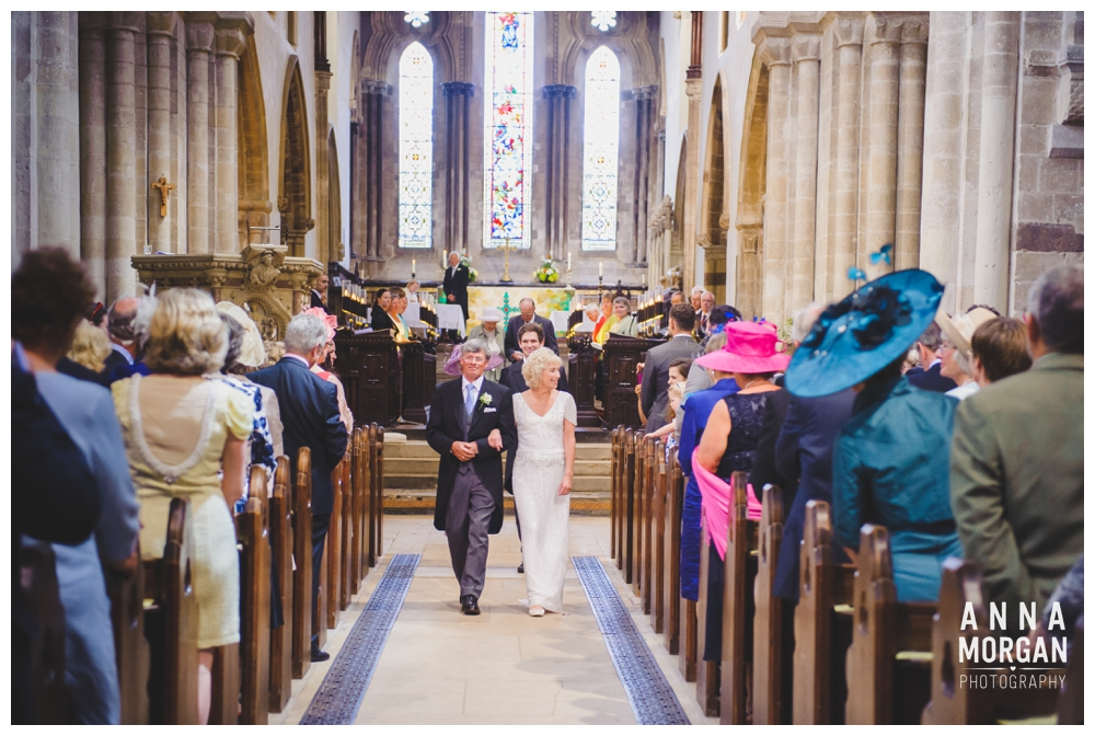 Wimborne Minster & Deans Court Wedding Anna Morgan Photography-4