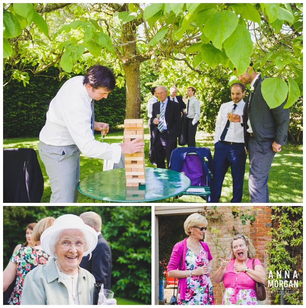 Wimborne Minster & Deans Court Wedding Anna Morgan Photography-48