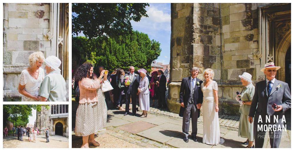 Wimborne Minster & Deans Court Wedding Anna Morgan Photography-7