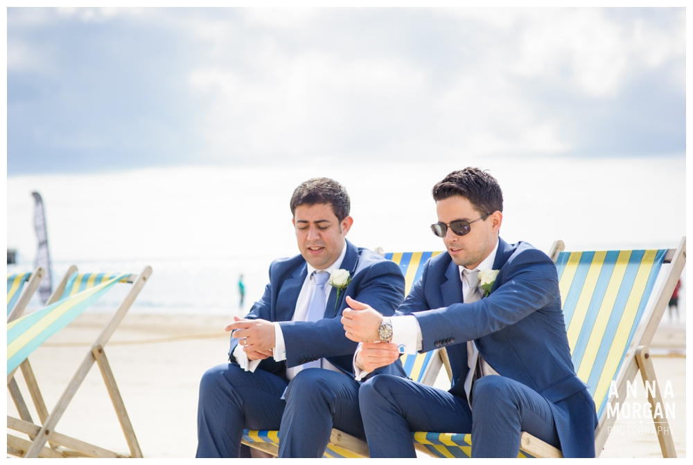 Beach weddings bournemouth Anna Morgan Photography-15