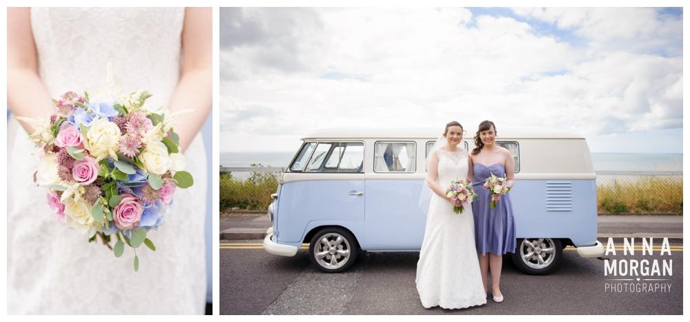 Beach weddings bournemouth Anna Morgan Photography-17