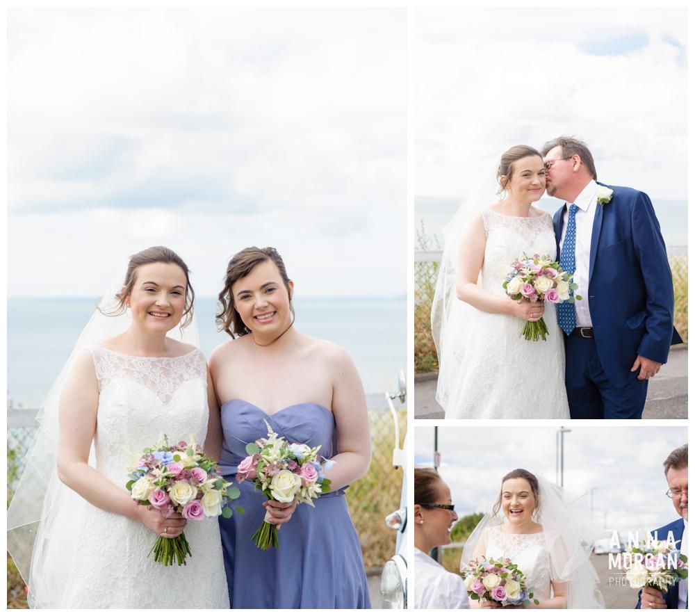 Beach weddings bournemouth Anna Morgan Photography-19