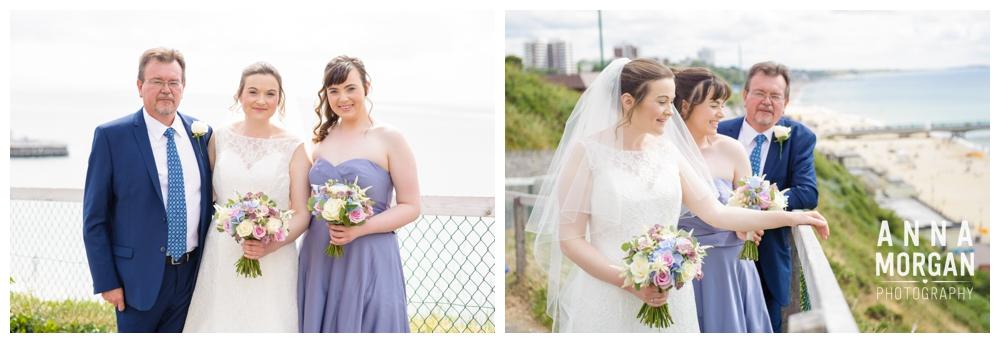 Beach weddings bournemouth Anna Morgan Photography-22