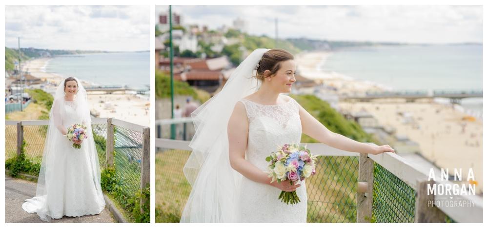 Beach weddings bournemouth Anna Morgan Photography-25