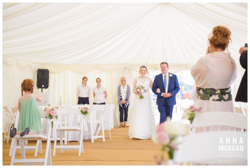 Beach weddings bournemouth Anna Morgan Photography-37