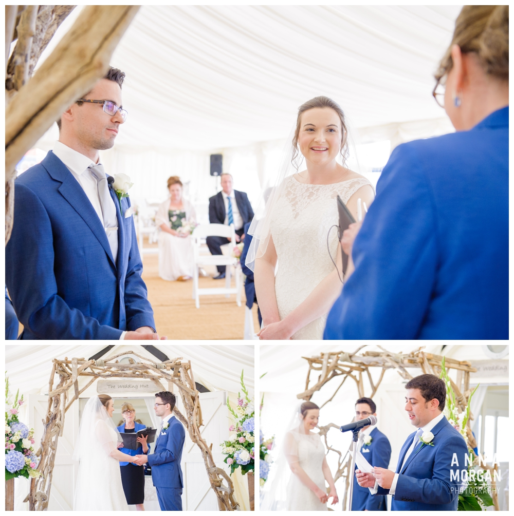Beach weddings bournemouth Anna Morgan Photography-42