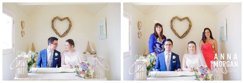 Beach weddings bournemouth Anna Morgan Photography-49