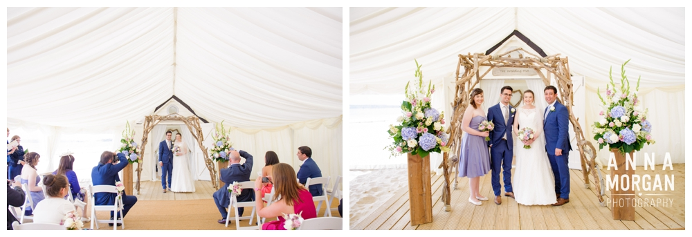 Beach weddings bournemouth Anna Morgan Photography-51