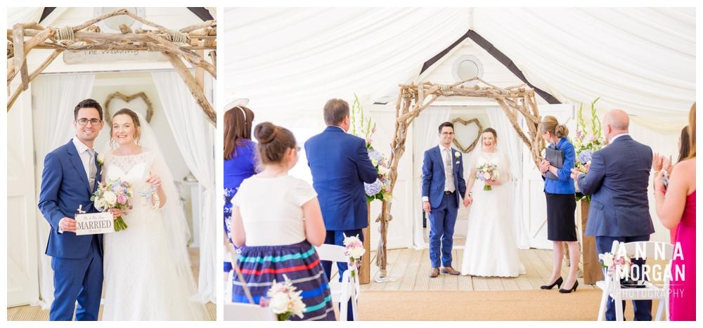 Beach weddings bournemouth Anna Morgan Photography-53