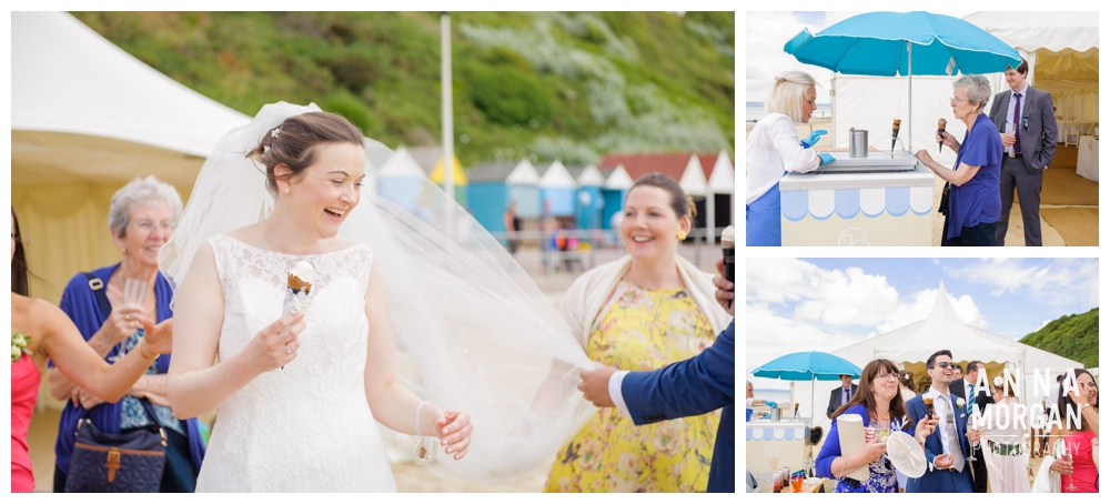 Beach weddings bournemouth Anna Morgan Photography-62