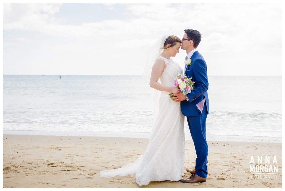 Beach weddings bournemouth Anna Morgan Photography-79