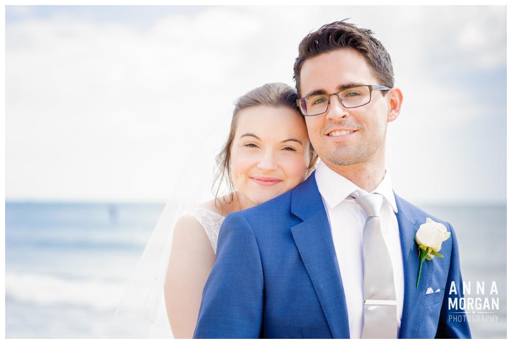 Beach weddings bournemouth Anna Morgan Photography-80