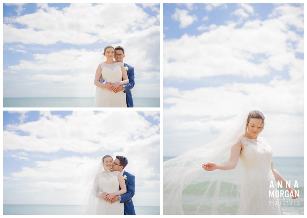 Beach weddings bournemouth Anna Morgan Photography-81