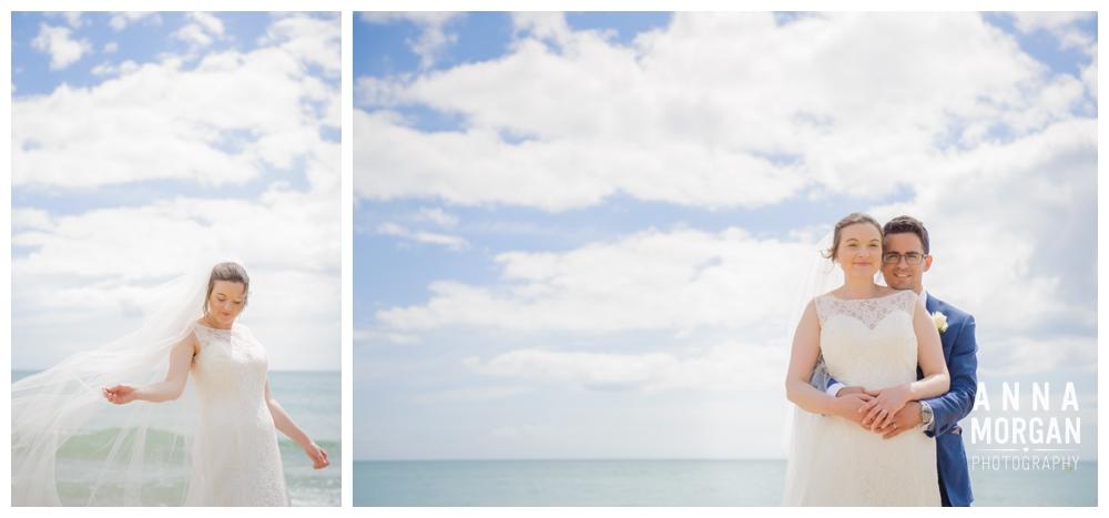 Beach weddings bournemouth Anna Morgan Photography-83
