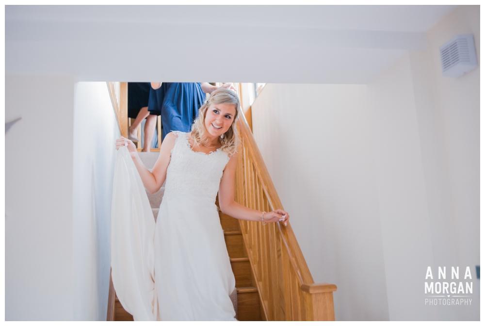 Deans Court wedding photographer Wimborne-17