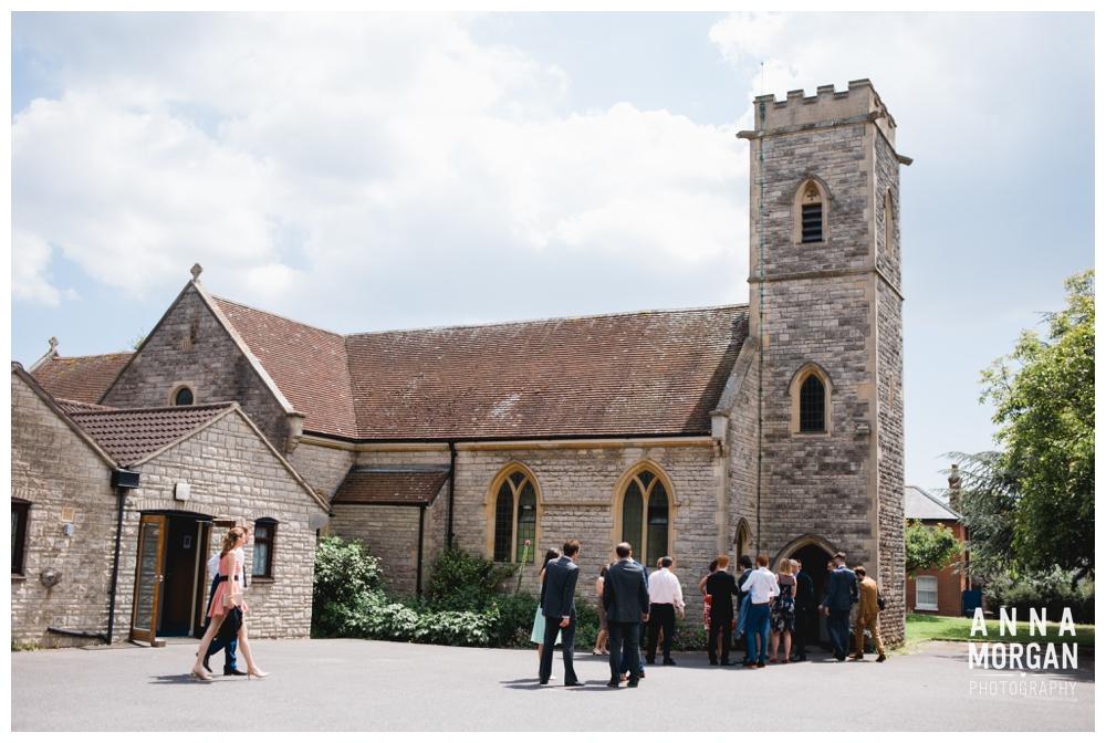 Deans Court wedding photographer Wimborne-24