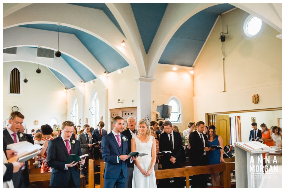 Deans Court wedding photographer Wimborne-39