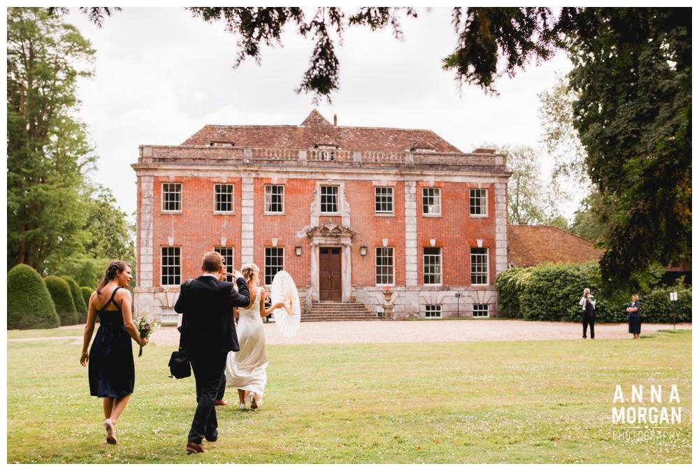 Deans Court wedding photographer Wimborne-56